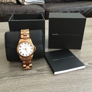 Marc Jacobs Boyfriend Watch